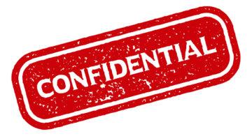 Konfidentiellt