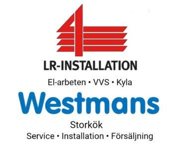 LR-installation